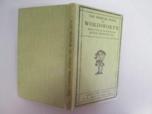 Good-The-Shorter-Poems-of-William-Wordsworth-Wordsworth-W-1913-01-01-1916-P