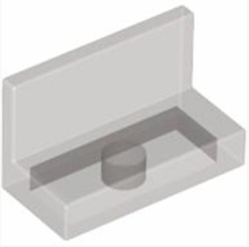 4200798/_LEGO Wall Element 1x2x1 /_Transparent Brown 30010 Lot of 5