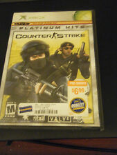 Counter-Strike - Platinum Hits (Microsoft Xbox, 2003) - No Manual