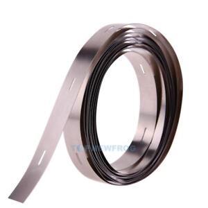 0-15-10MM-Nickel-Akkuverbinder-Loetfahnen-Schweissband-Akkubruecken-Hiluminband