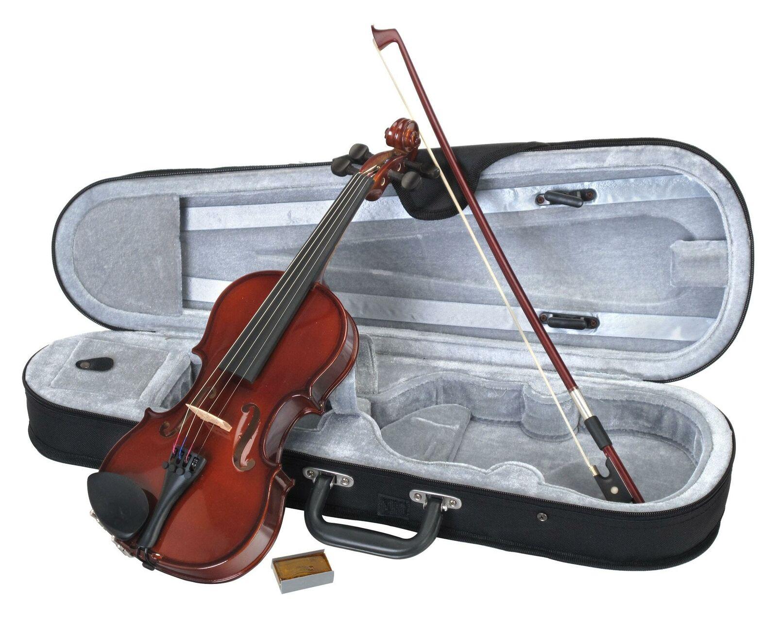 Geigenset 1 4 dimensioni violinenset Violino Violino Set Bambini violino alunni violino