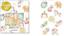 Korea-Diary-Label-Stickers-Cartoon-Cute-Scrapbooking-DIY-Stickers-Tags-Decor 縮圖 17