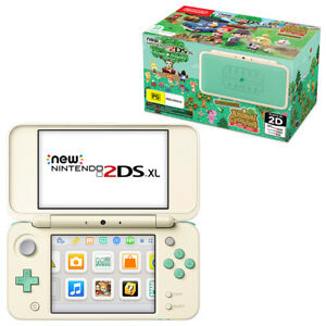 New-Nintendo-2DS-XL-Animal-Crossing-Edition-Console-NEW