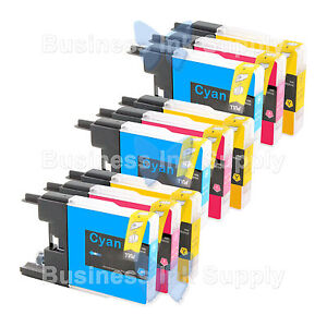 9-COLOR-LC71-LC75-NON-OEM-Ink-for-BROTHER-MFC-J430W-LC-71-LC-75-LC71-LC75-LC79