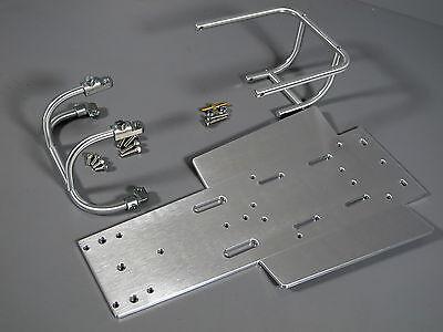 Aluminium Avant /& Arrière Pare-chocs Garde Tamiya 1//10 Sand Scorcher Super Champ Buggy