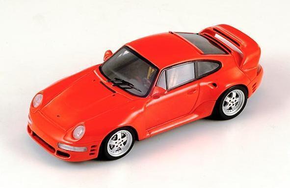 Porsche RUF CTR2  Red  1996 (Spark 1 43   S0724)