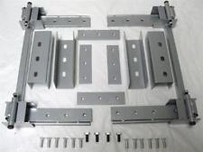 Complete 2 Door Street Rod Hot Rod Adjustable Suicide Hidden Door Hinge Kit