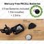 thumbnail 3 - Guitar Tuner LCD Clip-On Chromatic Tuner Ukulele Violin Bass Banjo + 3 Batteries