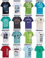 Sz Xl Aeropostale Graphic T Shirts Black, Blue,green,white,grey 100% Cotton