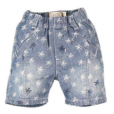 303039 Boboli Kurze Jeans Hose Short Gr. 68 74 80 86 92 Neu Durchblutung Aktivieren Und Sehnen Und Knochen StäRken