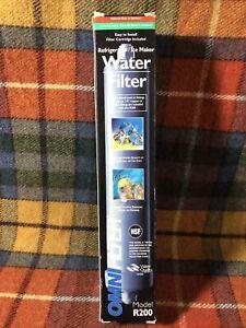 Omnifilter Refrigerator Water Filter NEW R200