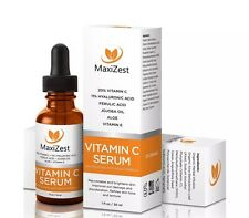 Vitamin C Serum For Face and Skin with 20% Vitamin C + E + Hyaluronic Acid