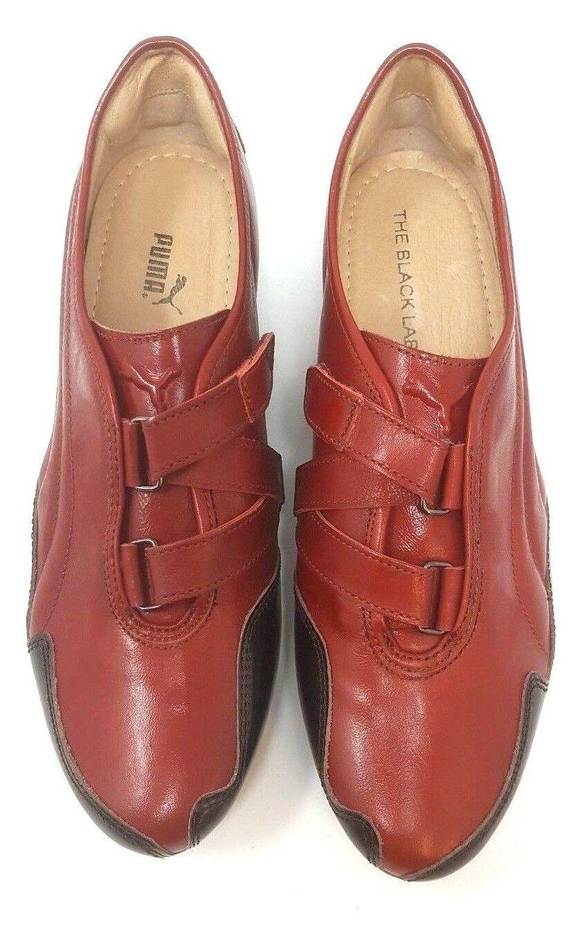 Nuevos zapatos para hombres y mujeres, descuento por tiempo limitado Puma El Black Label nahuas Re-Luxe Entrenadores Zapato