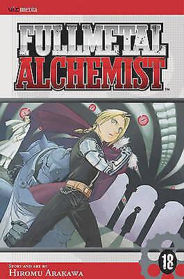 1 of 1 - Fullmetal Alchemist, Vol. 18 by Hiromu Arakawa (Paperback, 2009)