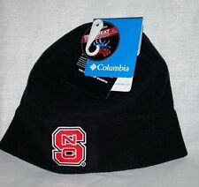 190 North Carolina State Columbia Omni Heat Thermal Reflective SM M Beanie  NWT b1a92d8b5cd3