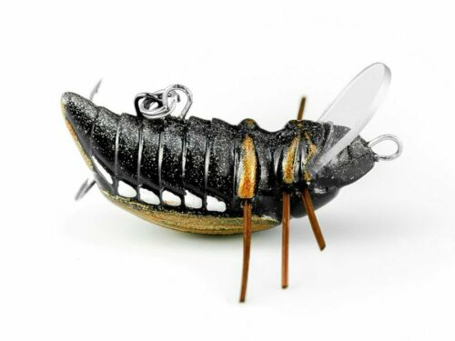 Imago Lures Maybug 3,5cm 2,5g Floating Topwater Lure Chub Ide Asp COLOURS