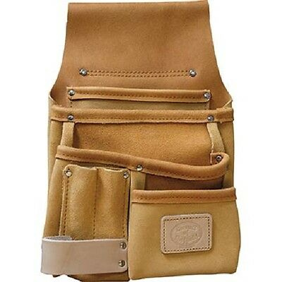 24 Inch - Connell of Sheffield Leather Tool Bag Medium
