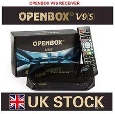 Digital HD TV Satellite Receiver Channel Box GENUINE WIFI Free IPTV Openbox V9S