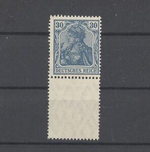 Dt-Reich-30-Pfg-Germania-Freimarke-ungebraucht-mit-Leerfeld-23208