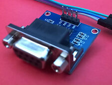 Serial RS232 DB9 to TTL convertor module MAX232 Driver