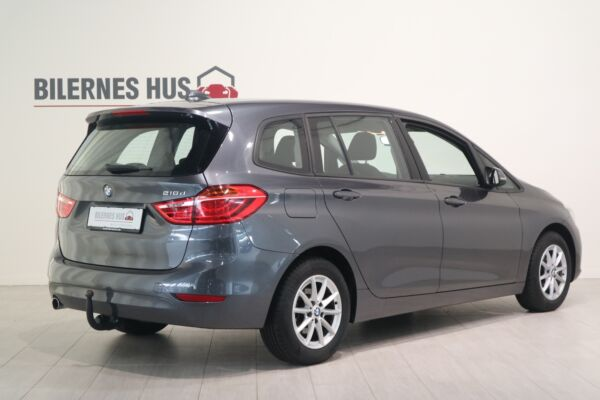 BMW 218d 2,0 Gran Tourer Advantage aut. 7p - billede 1