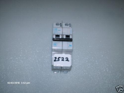 NEW GE Minature Circuit Breaker V Line Type C  10A 2P