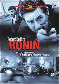 dvd film Ronin (1998)