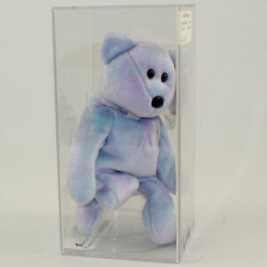 Authenticated TY Beanie Baby - ISSY the Bear (Kuala Lumpur) MWMTs  cf5d6d2c698
