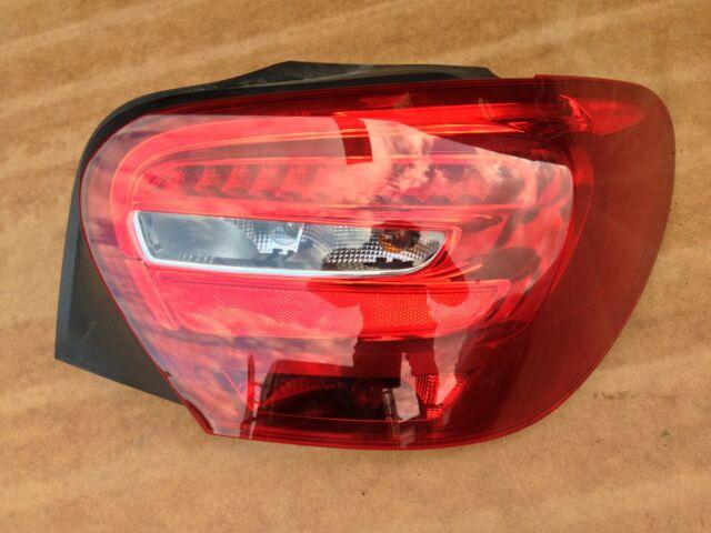 PEUGEOT 207 2008 DRIVER SIDE REAR LIGHT INC BULB HOLDER O//S