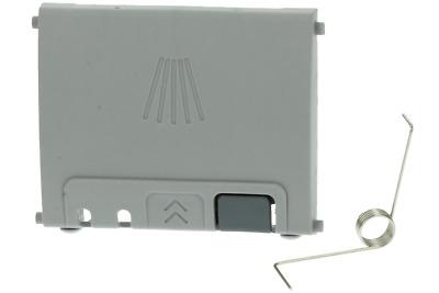 Coperchio e molla distributore lavastoviglie Bosch Siemens Neff 00611576