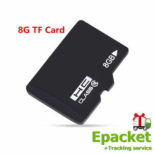 Details about 8G TF GPS Map Card micro SD card Canada USA Mexico or on