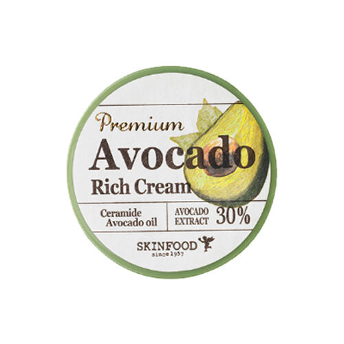 [SKINFOOD] Premium Avocado Rich Cream - 78ml
