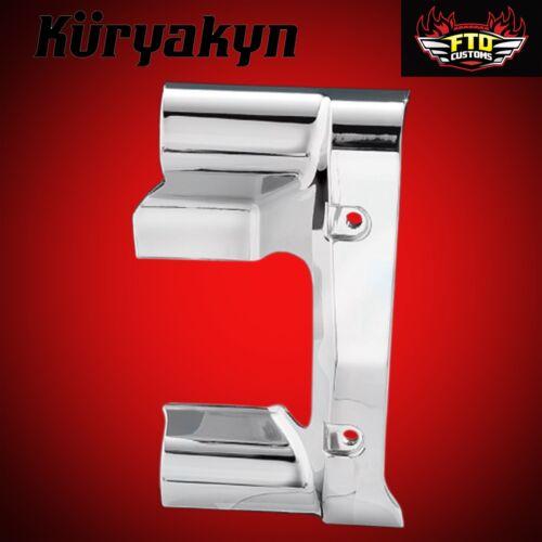 Kuryakyn Chrome Oil Line Nacelle for 2000-2006 Harley Davidson Softail 8204