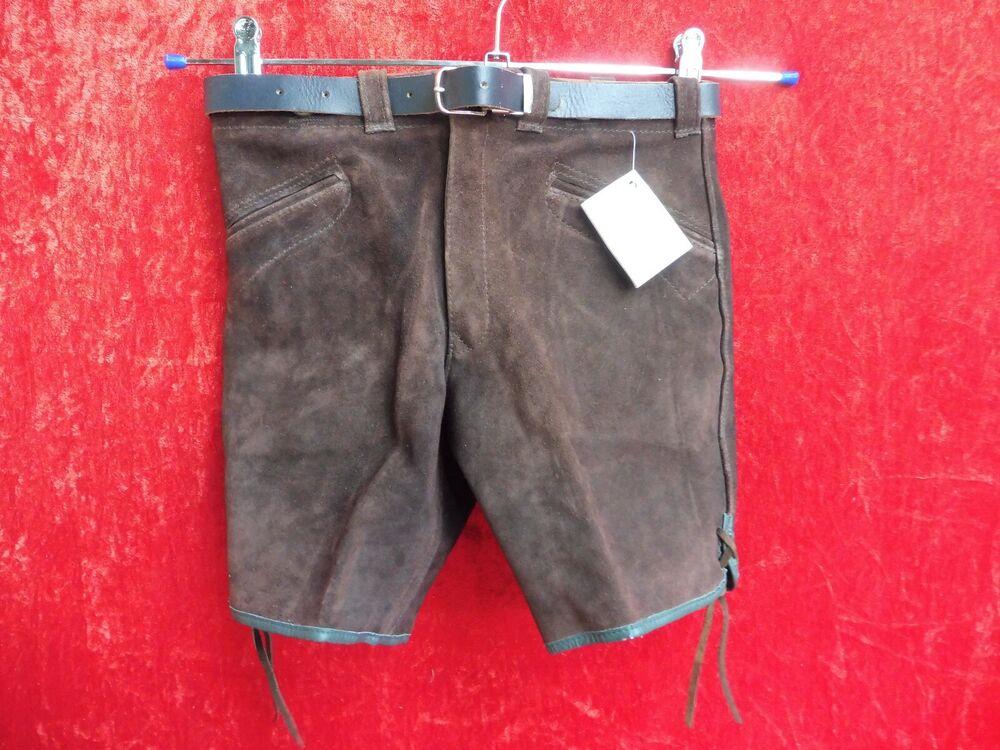 Amical Haute Qualité Pantalon__gr.116 __marron__ Neuf __ Fabriqué En Allemagne __ CoûT ModéRé