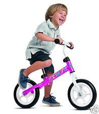 Correpasillos Bicicleta Niños sin Pedales Color Rosa Feber Primera Bicicleta
