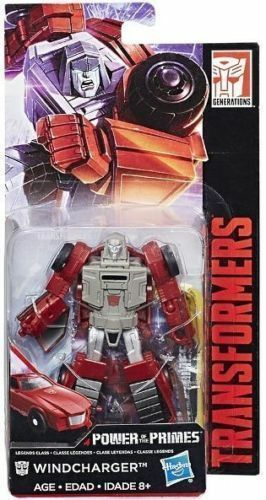Transformers Generations Power of the Primes Legends Windcharger New Instock
