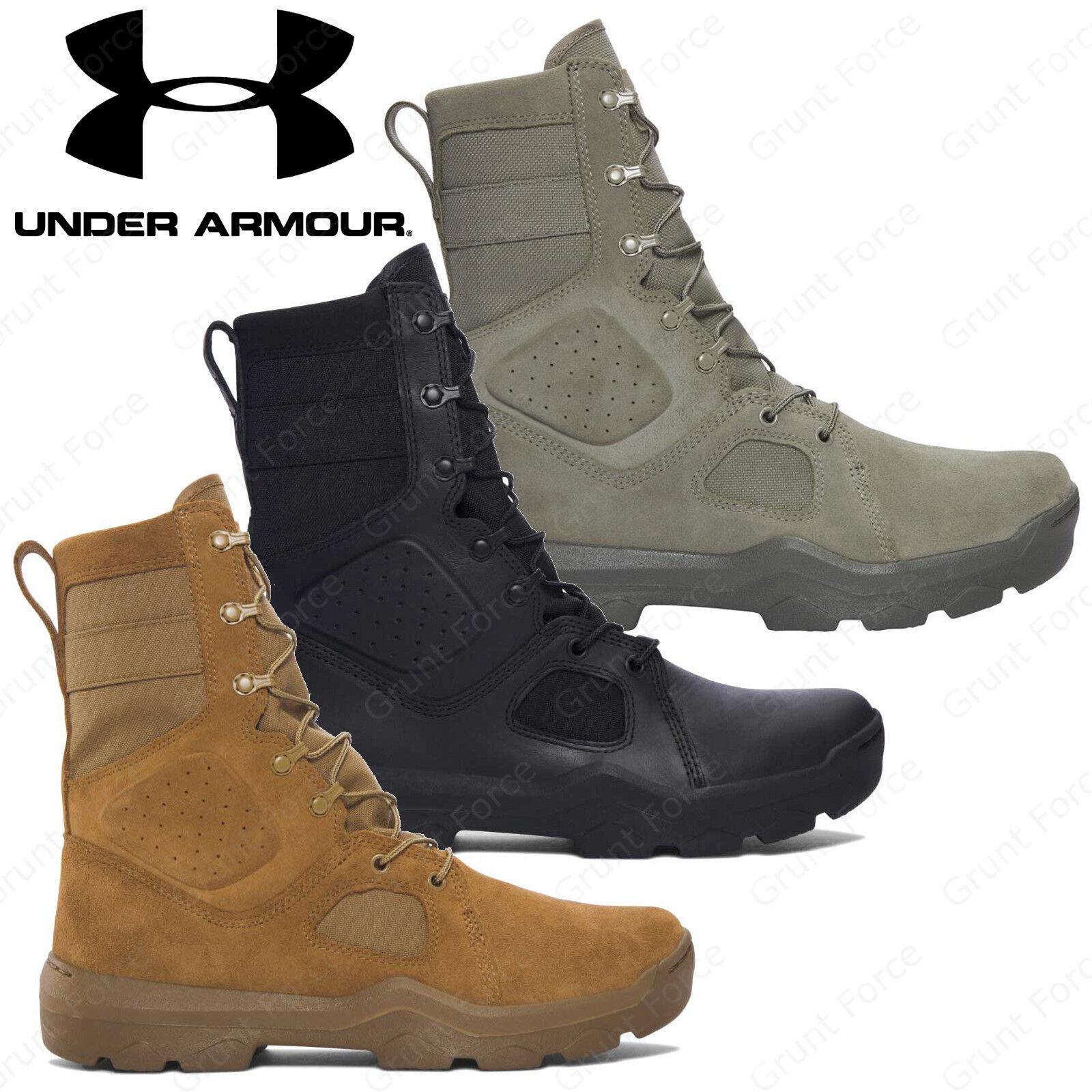 Under Armour Men's Tactical Boots - UA FNP Style 1287352