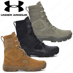 e27470ea Details about Under Armour Men's Tactical Boots - UA FNP Style 1287352