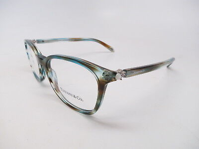 f1ee4fdfa75 Tiffany   Co TF 2109-H-B 8124 Ocean Turquoise 2109HB Rx-able Eyeglasses 51mm