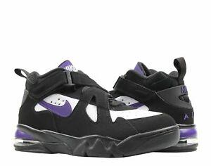 Details about Nike Air Force Max CB BlackPurple White Men's Basketball Shoes AJ7922 004