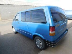 1993 Ford Aerostar Minivan, Van