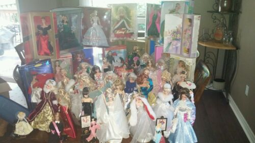 48 Barbie Lot