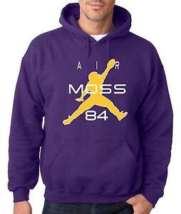 """Stefon Diggs Minnesota Vikings /""""AIR/"""" jersey Hooded SWEATSHIRT HOODIE"""
