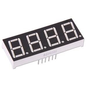 4-stellige-0-56-034-Anzeige-Anode-Rot-7-Segment-Sieben-Common-LED-Display-Arduino