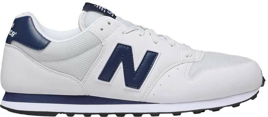 New Balance GM500GB Classic traditionnels men's shoes white NWB