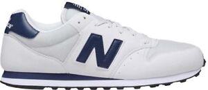 Nwb Hommes Blanc Balance Traditionnels Gm500gb New Chaussures Classic 0ZwRZH