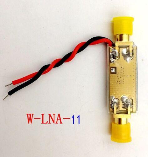 0.5GHZ 30DB 12V High Gain Flatness Low Noise RF Amplifier New LAN 1KHZ