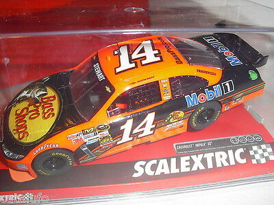 Kinderrennbahnen Spielzeug Amiable Scalextric Scx A10145s300 Chevrolet Impala Ss N 14 1/32 Slot Neu 1/32 Curing Cough And Facilitating Expectoration And Relieving Hoarseness