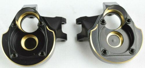 Treal Axial Capra Brass Inner Portal Cover Set