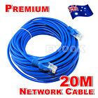 AU Ethernet LAN 20M High Quality Network Cable RJ45 CAT6e CAT6 10M/100M/1000Mbps